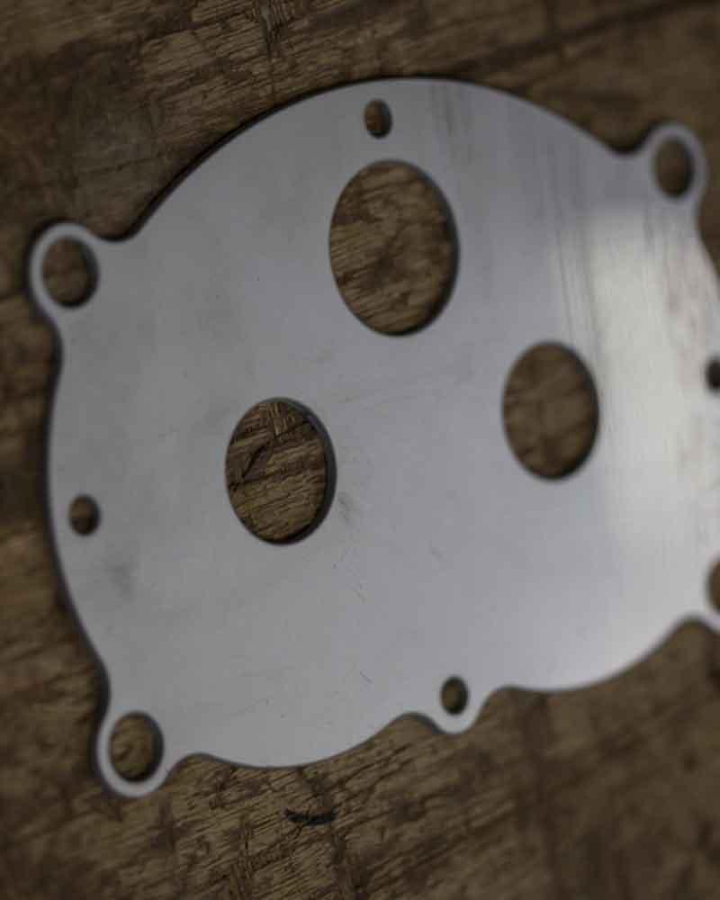 Jetline Cutting  - Water Jet Cutting Metal Profile